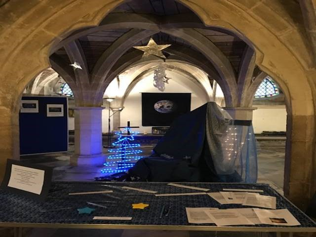 MEG Prayer Station